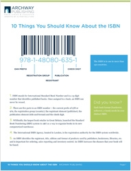 Learn more about the ISBN.